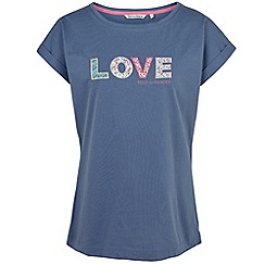 Help for Heroes - Nordic Blue love t-shirt