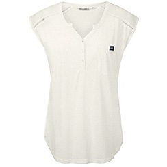 Help for Heroes - Women's white button vest