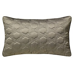 Hotel - Taupe 'Adelphi' cushion