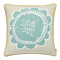 Scion - blue 'Anneke' cushion