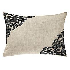 Hotel - Dark Blue 'Astoria' cushion