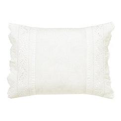 Helena Springfield - Ivory 'Avella' cushion