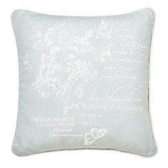 Helena Springfield - Pale Blue 'Bloom' cushion