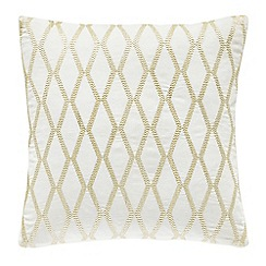 Hotel - Natural 'Belvedere' cushion