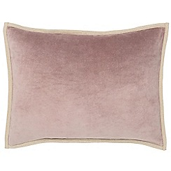 Fable - Mauve 'Cameo' cushion