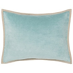 Fable - Light blue 'Cameo' cushion
