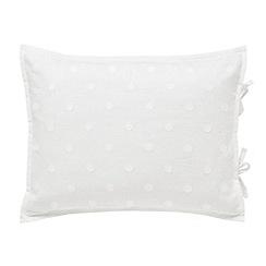 Helena Springfield - White 'Carino' cushion