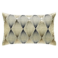 Hotel - Dark Blue 'Chiltern' cushion