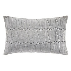 Hotel - Silver 'Clarendon' cushion