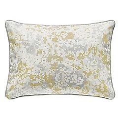 Sanderson - Blue 'Cottage Garden' cushion
