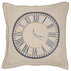 Bedeck - Natural 'Henley' cushion