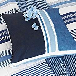 Helena Springfield - Blue 'Regatta' cushion