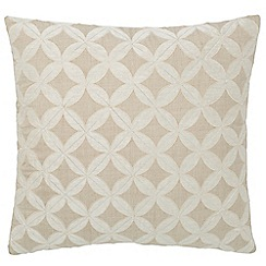 Fable - Natural 'Isla' cushion