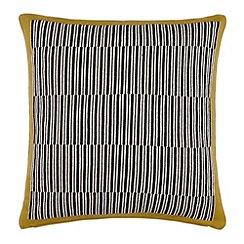 Harlequin - Multi 'Kaledio' knitted cushion