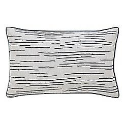 Harlequin - Blue 'Katsura' cushion