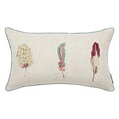 Harlequin - Multi 'Limosa' cushion