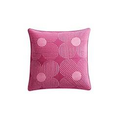 Helena Springfield - Rose cotton 'Lula' cushion