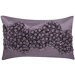 Bedeck - Lilac 'Lucca' cushion