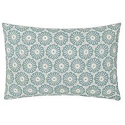 Fable - Light blue 'Olivia' cushion