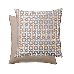 Hotel - Natural cotton 'Paradis' cushion