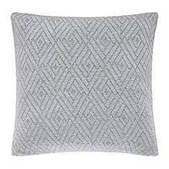 Hotel - Silver 'Pimlico' cushion