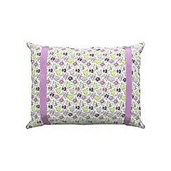 Helena Springfield - Purple polycotton 'Polly' cushion