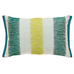 Harlequin - Multicoloured 'Paradise' cushion