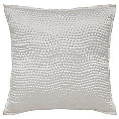 Fable - White 'Riveria' cushion