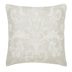 Helena Springfield - Silver 'Serephina' cushion