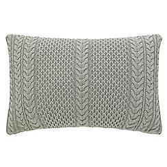 Sanderson - Grey 'Simi' cushion