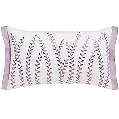 Sanderson - Lilac 'Lilacs' cushion