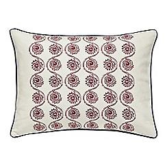 V & A - Multicoloured 'Sundara' cushion