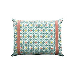 Helena Springfield - Light blue polycotton 'Tilly' cushion