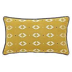 Bedeck 1951 - Gold 'Ziba' cushion