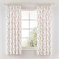 Helena Springfield - Light pink 'Alice' curtains