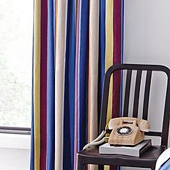 Helena Springfield - Blue 'Cody' curtains