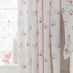 Helena Springfield - Pink 'ellie' curtains