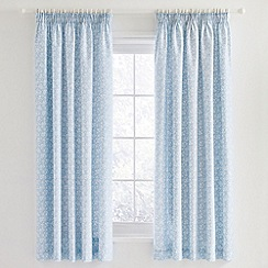 Julie Dodsworth - Blue 'Fledgling' curtains
