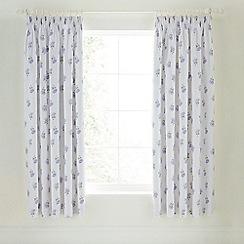 Helena Springfield - Lilac 'Georgie' curtains