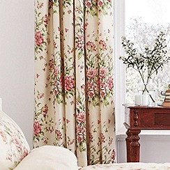 Helena Springfield - Pink 'Georgiana' curtains