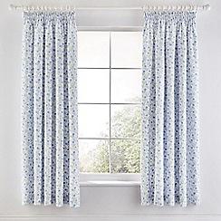 Helena Springfield - Light blue 'Molly' curtains