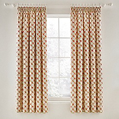 Julie Dodsworth - Multicoloured 'Rose Cottage' curtains