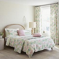 Sanderson - Rose floral 'Arberella' duvet cover