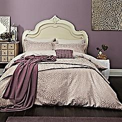 Bedeck 1951 - Mauve 'Atara' bed linen