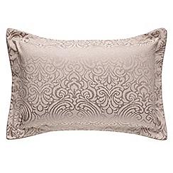 Bedeck 1951 - Mauve 'Atara' oxford pillowcase
