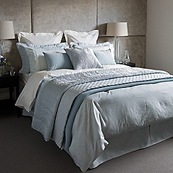 Fable - Light blue 'Callista' bed linen