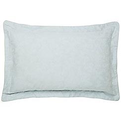 Fable - Light blue 'Callista' oxford pillowcase