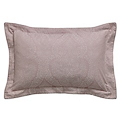Fable - Light purple cotton 350 thread count 'Chera' Oxford pillow case