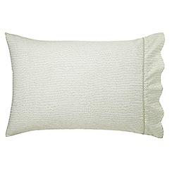 Morris & Co - Multicoloured 'Daisy' standard pillowcase