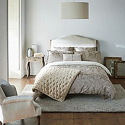 Harlequin - Taupe 'Florence' bed linen